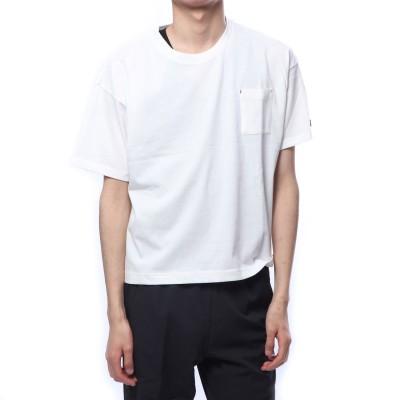 エレッセ ellesse 半袖Tシャツ ポケットT EH19117D