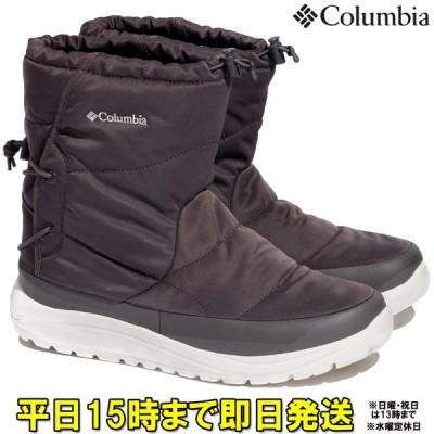コロンビアスピンリール ブーツ ウォータープルーフ オムニヒート COLUMBIA スノーブーツ YU0276