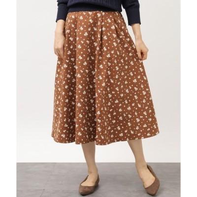 スカート 冬の花言葉のあるスカート*