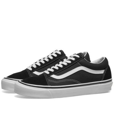 ヴァンズ Vans メンズ スニーカー シューズ・靴 UA Old Skool 36 DX Black/True White