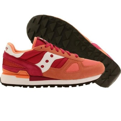 ユニセックス スニーカー シューズ Saucony Women Shadow Original - Sushi Pack (pink / red)