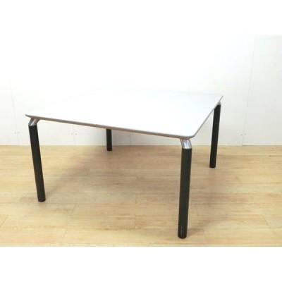 72384会議テーブル イトーキ ニューグレー 幅:1200 奥行:1200 高さ:700 カラー:ニューグレー