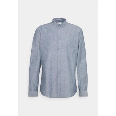ミニマム メンズ ファッション WALTHER - Shirt - turbulence melange