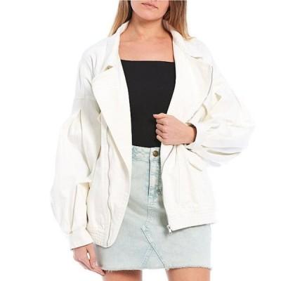 ジービー レディース ジャケット・ブルゾン アウター Oversized Denim Jacket