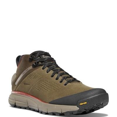 ダナー メンズ ブーツ&レインブーツ シューズ Men's Trail 2650 GTX Mid Waterproof Sneakers Dusty Olive