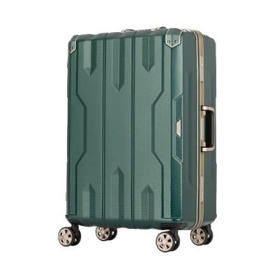 LEGEND WALKER / アルミコーナーパッド/多段階式キャリーバー 5~7泊 大容量 頑丈なフレーム キャリーケース 安定性と走行性を兼ね備えたダブルキャスター(合計8輪)搭載 MEN バッグ > スーツケース/キャリーバッグ