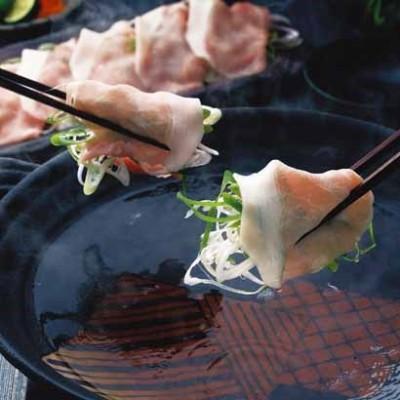 [熊本]肥後あそび豚しゃぶしゃぶ用個食パック80g×8 夏でも食べたいしゃぶしゃぶ