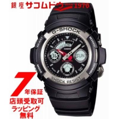 [店頭受取対応商品] [7年延長保証] [カシオ]CASIO 腕時計 G-SHOCK ウォッチ ジーショック AW-590-1AJF メンズ