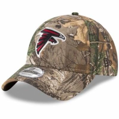 New Era ニュー エラ スポーツ用品  New Era Atlanta Falcons Realtree Camo Realtree 9TWENTY Adjustable Hat