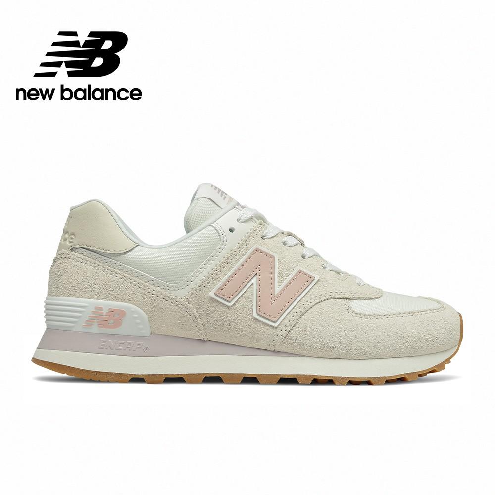 【New Balance】復古運動鞋_女性_奶油白_WL574NR2-B楦