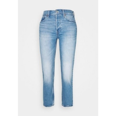 ギャップ レディース ジーンズ CHEEKY STRAIGHT ATLANTIC - Jeans Skinny Fit - medium indigo