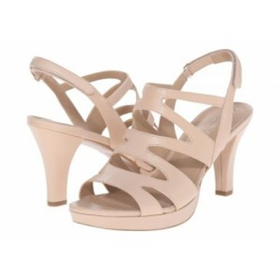 Naturalizer ナチュラライザー レディース 女性用 シューズ 靴 ヒール Pressley Taupe Leather【送料無料】