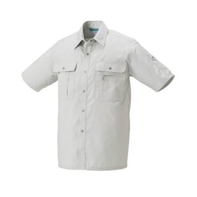 作業服 春夏用 作業着 半袖シャツ クロダルマKURODARUMA2636 防護服