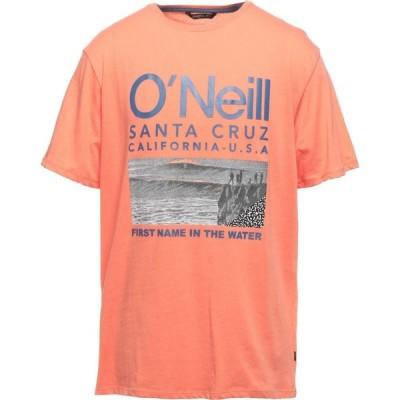 オニール O'NEILL メンズ Tシャツ トップス T-Shirt Orange