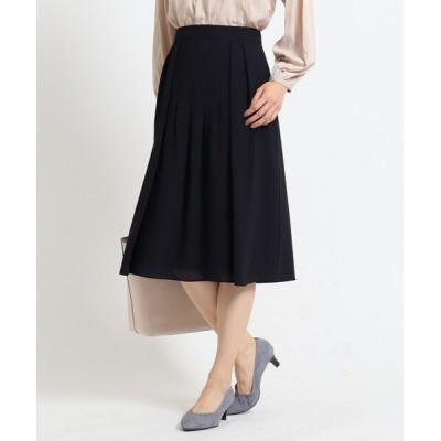 Reflect / 【洗える】ツイルフレアスカート WOMEN スカート > スカート