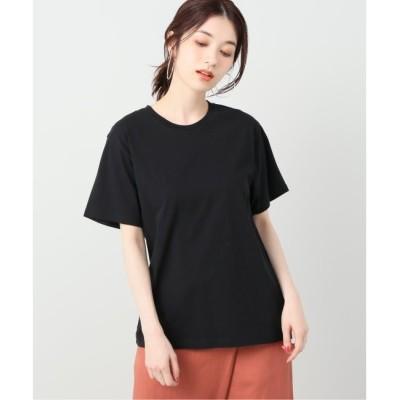 【ジャーナルスタンダード/JOURNAL STANDARD】 30コットンWashedショートスリーブTシャツ◆