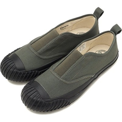 CONVERSE コンバース ビッグC FG スリップオン スニーカー 靴 BIG C FG SLIP-ON オリーブ  32763040 FW18