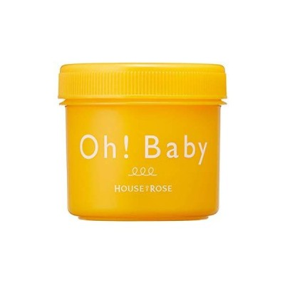 HOUSE OF ROSE 【ハウスオブローゼ】 Oh! Baby【オーベビー】 ボディ スム−ザー グレープフルーツ の香り 【限定復刻】