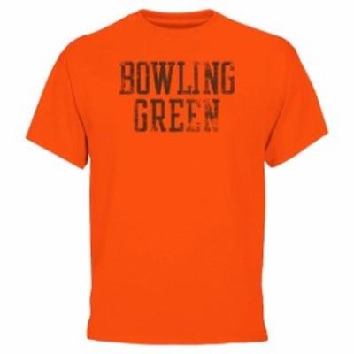 Fanatics Branded ファナティクス ブランド スポーツ用品  Bowling Green St. Falcons Orange Straight Out T-Shirt
