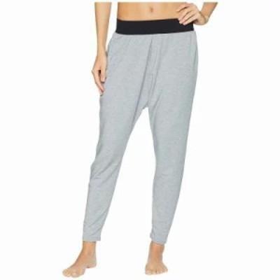 アンダーアーマー その他ボトムス・パンツ Modal Terry Tapered Slouch Pants Steel Fade Heather/Tonal