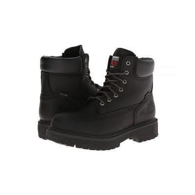"Timberland PRO ティンバーランド メンズ 男性用 シューズ 靴 ブーツ ワークブーツ Direct Attach 6"" Soft Toe - After Dark Full-Grain Leather"