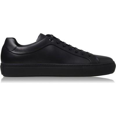 ヒューゴ ボス BOSS メンズ スニーカー シューズ・靴 Mirage Trainers Black
