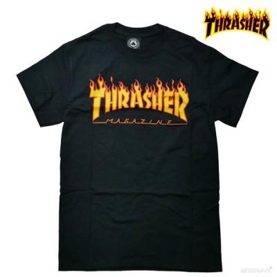 スラッシャー THRASHER FLAME TEE Tシャツアメリカ企画 国内正規販売店