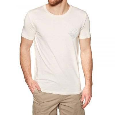 サーフ ペリメーターズ Surf Perimeters メンズ Tシャツ トップス The Compound Casual Short Sleeve T-Shirt Natural Off White