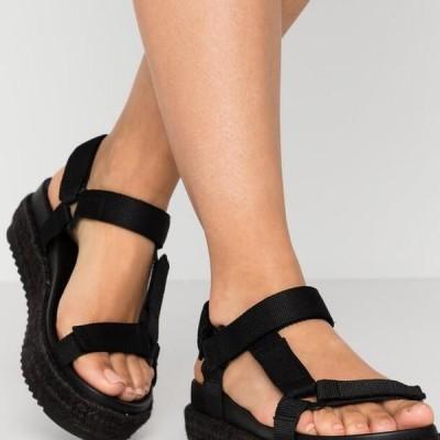 マッデンガール レディース 靴 シューズ CAMBRIDGE - Espadrilles - black