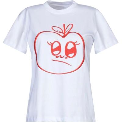 ROSE' A POIS T シャツ ホワイト 40 コットン 100% T シャツ