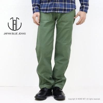 ジャパンブルージーンズ JAPAN BLUE JEANS モダンミリタリーベイカーパンツ J27312J01 メンズ 日本製 ベーカー ファティーグ ワーク