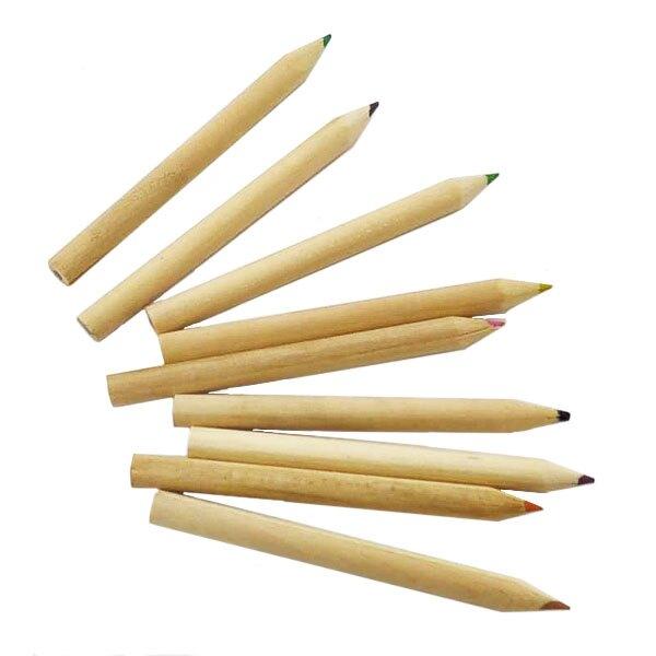 素色色鉛筆-出清 文青風素描筆長鉛筆 可削式鉛筆木頭鉛筆 學生文具用品