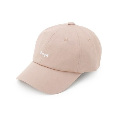 grove / ロゴ刺しゅうラウンドブリムキャップ WOMEN 帽子 > キャップ