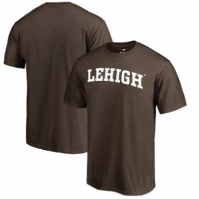 Fanatics Branded ファナティクス ブランド スポーツ用品  Lehigh Mountain Hawks Brown Everyday T-Shirt