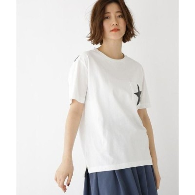 BASE STATION / ベースステーション ohcool バックプリント ワンスター 半袖 Tシャツ