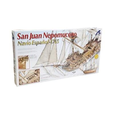 Artesania Latina 22860. Wooden ship model San Juan Nepomuceno 1/90 並行輸入品
