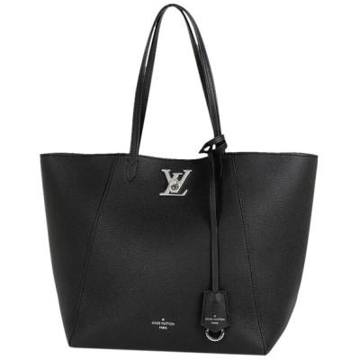 ルイ・ヴィトン Louis Vuitton ロックミー カバ ショルダーバッグ 肩掛け トートバッグ レザー ノワール(ブラック) M42291  レディース 【中古】