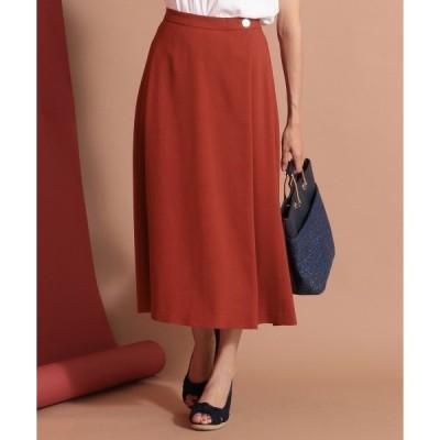 any SiS ライトサマーフレアスカート