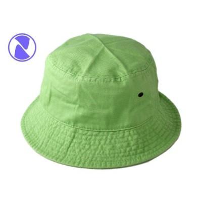 ニューハッタン バケットハット 帽子 NEWHATTAN メンズ レディース 無地 シンプル gn