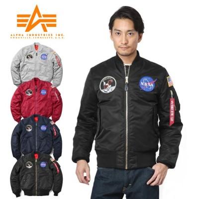 ALPHA アルファ TA0113 NASA APOLLO MA-1 フライトジャケット JAPAN FIT メンズ アウター ミリタリージャケット ジャンパー ブランド【クーポン対象外】【T】