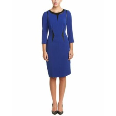 ファッション ドレス Basler Sheath Dress 34 Blue