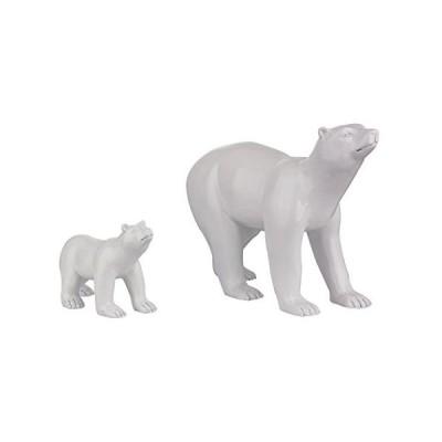 スターリングIndustries 112   1133 / s2 Polar Bears、2のセット