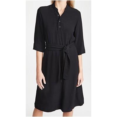 アーペーセー ワンピース ブラック 黒ドレス レディースAPC Oleson DressNoir