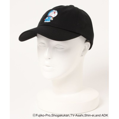 JEANS MATE / 【ドラえもん】ワンポイント刺繍ローキャップ MEN 帽子 > キャップ