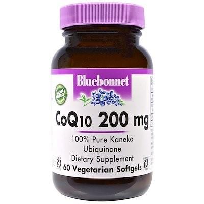 CoQ10 200 mg ソフトジェル, ソフトジェル 60 粒