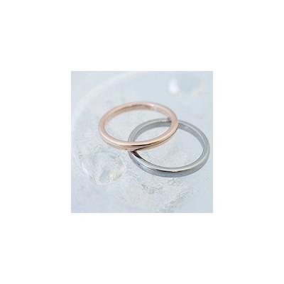 指輪 レディース メンズ リング タングステンリング 2ミリ甲丸