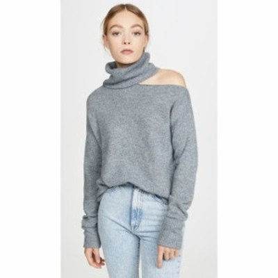 ペイジ PAIGE レディース ニット・セーター トップス raundi sweater Heather Grey