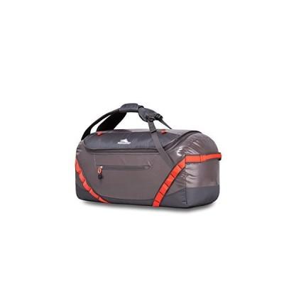 High Sierra Kennesaw Sport Duffel Bag, Charcoal/Mercury/Redline, 24-Inch
