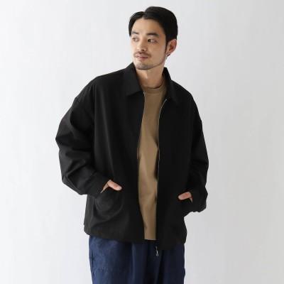 ジャケットデザイン シャツブルゾン 223-52003