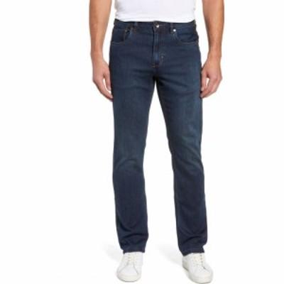 トミー バハマ TOMMY BAHAMA メンズ ジーンズ・デニム ボトムス・パンツ Antigua Cove Authentic Straight Leg Jeans Black Overdye